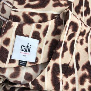 CAbi Tops - Cabi #3070 Ginger Tank